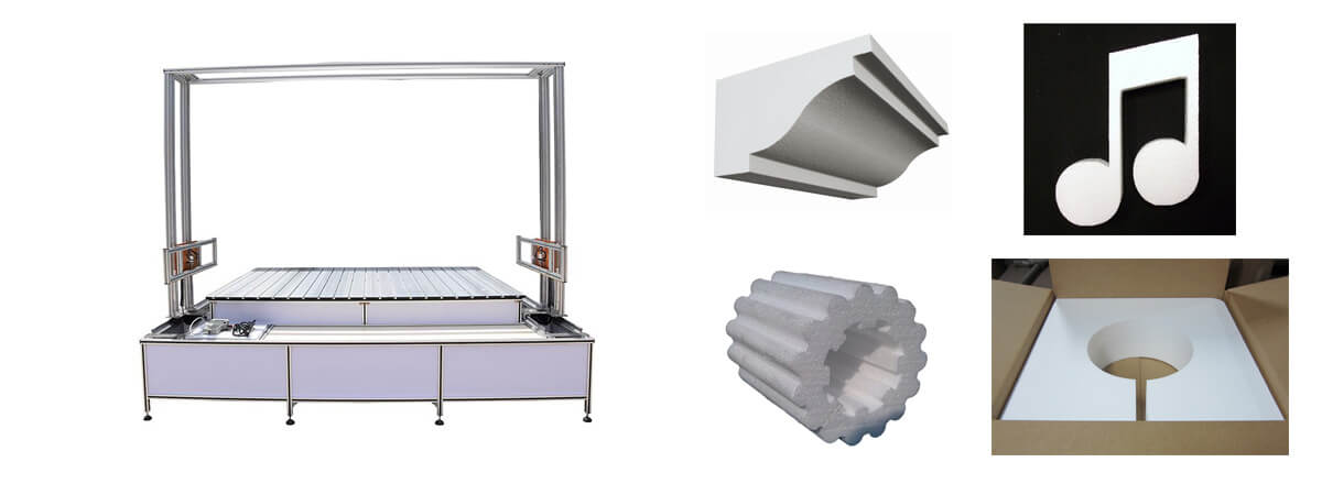 2D EPS Cutting Machine