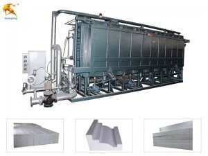 Thermocol Insulation Sheets Machine