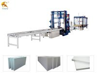 Automatic Continuous EPS Foam Cutting Machine