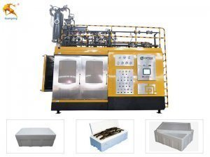 EPS Fish Box Moulding Machine