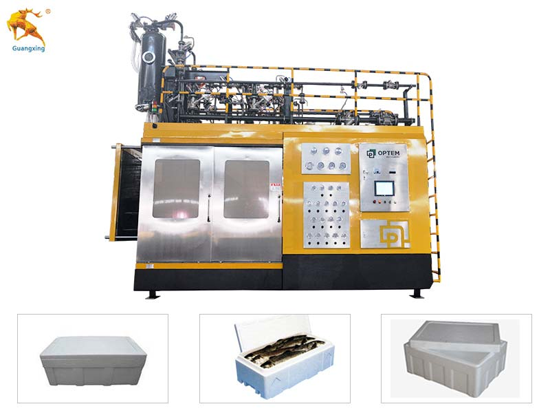 EPS Fish Box Moulding-Machine