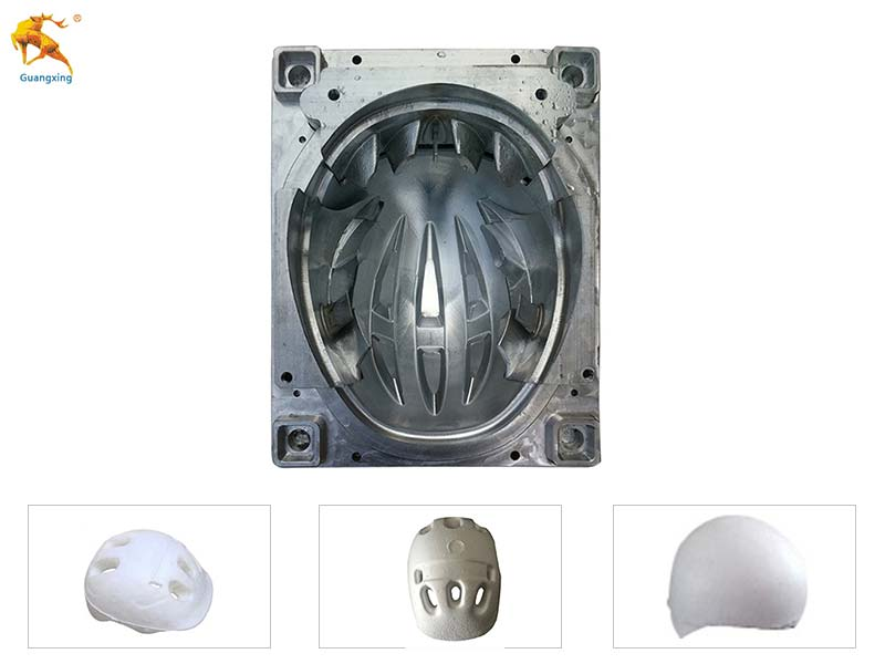 EPS Foam Helmet Mould