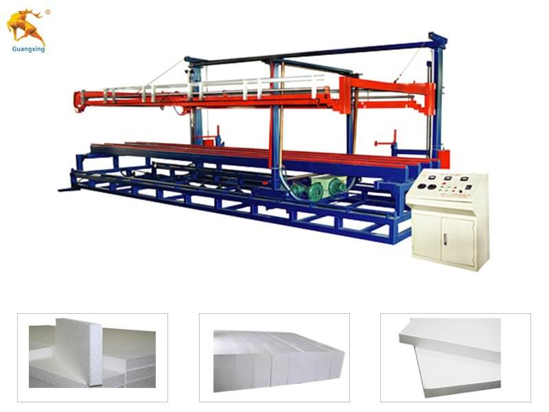 EPS Foam Cutting Machine
