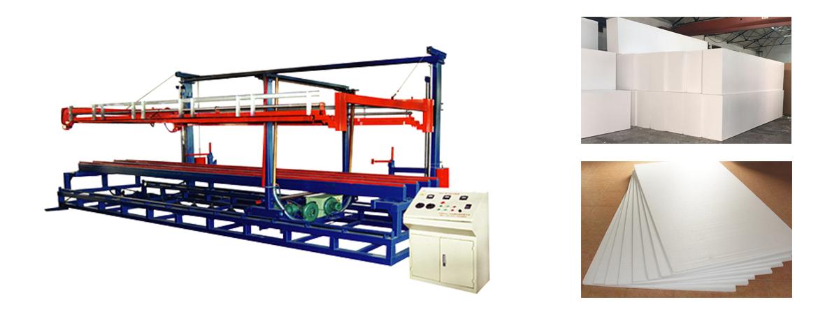 Polystyrene Cutting Machine, Multifunctional EPS Foam