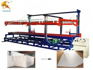 Multifunctional EPS Foam Cutting Machine
