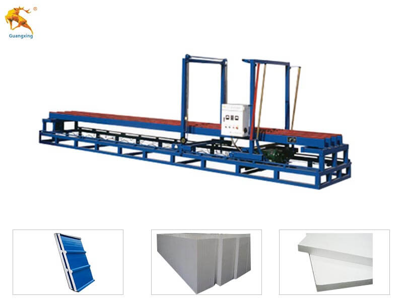 Multifunctional Hot Wire EPS Foam Cutting Machine