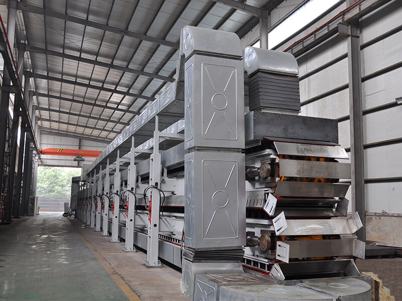 PU Phenolic Panel Production Line
