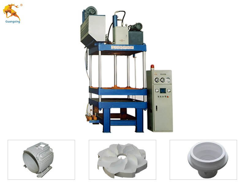 Lost Foam EPS Moulding Machine
