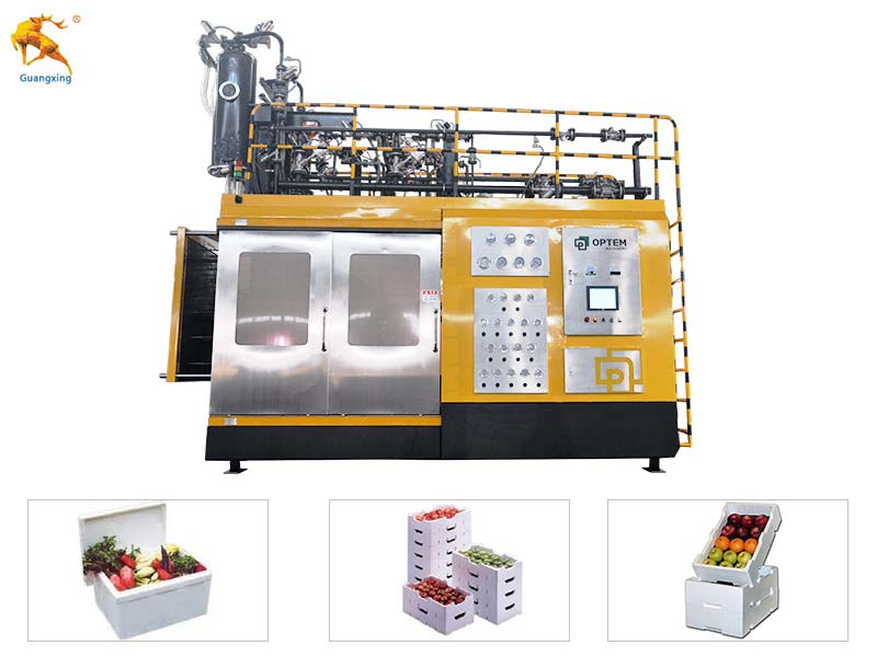 EPS Box Moulding Machine