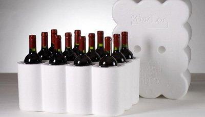 EPS Упаковка для бутылок