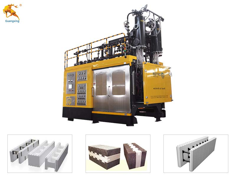 ICF Block Making Machine