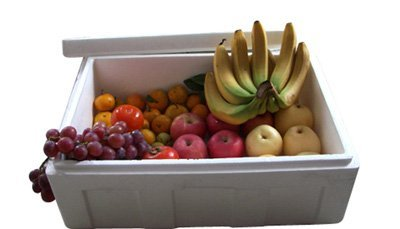 Fruit pack box
