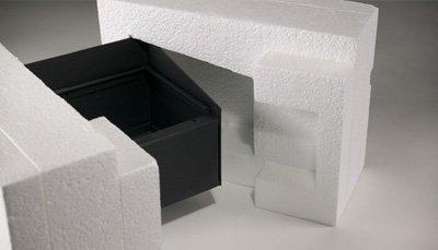 Embalaje de plástico