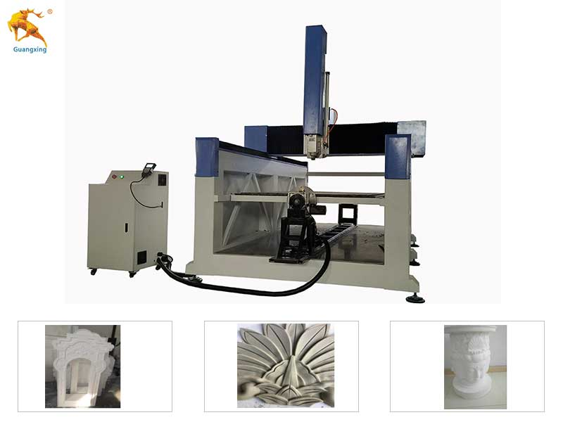 3D EPS CNC Carving Machine