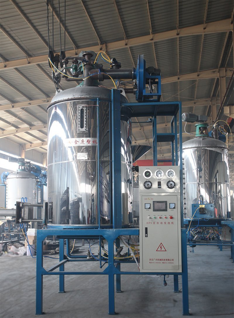 Guangxing Batch Pre-expander machine