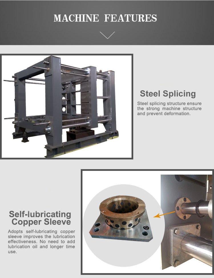 EPS Moulding Machine Details