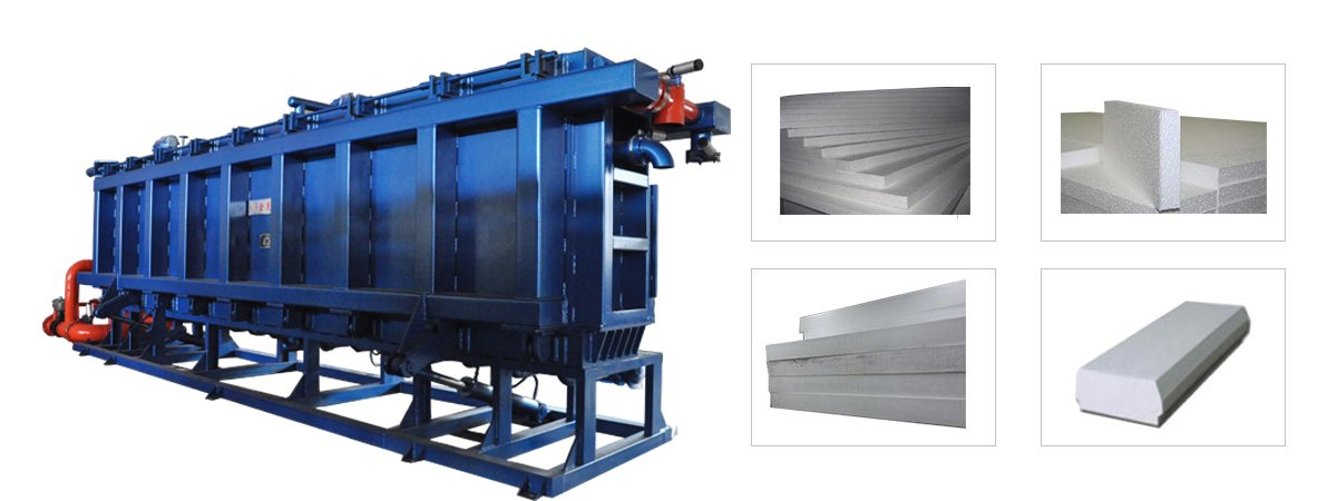 High Quality EPS Foam Block Moulding-Machine