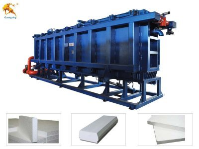 EPS Foam Block Machine