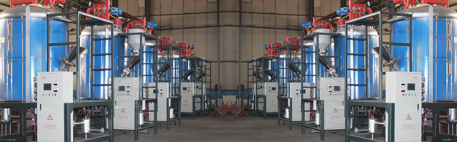EPS Pre-expander machine