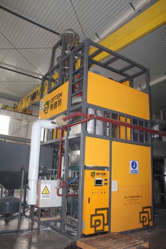 High Precision Expanded Expanded Polystyrene Machine