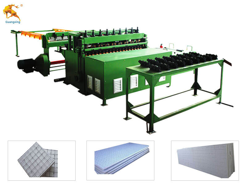 3D EPS Block Machine
