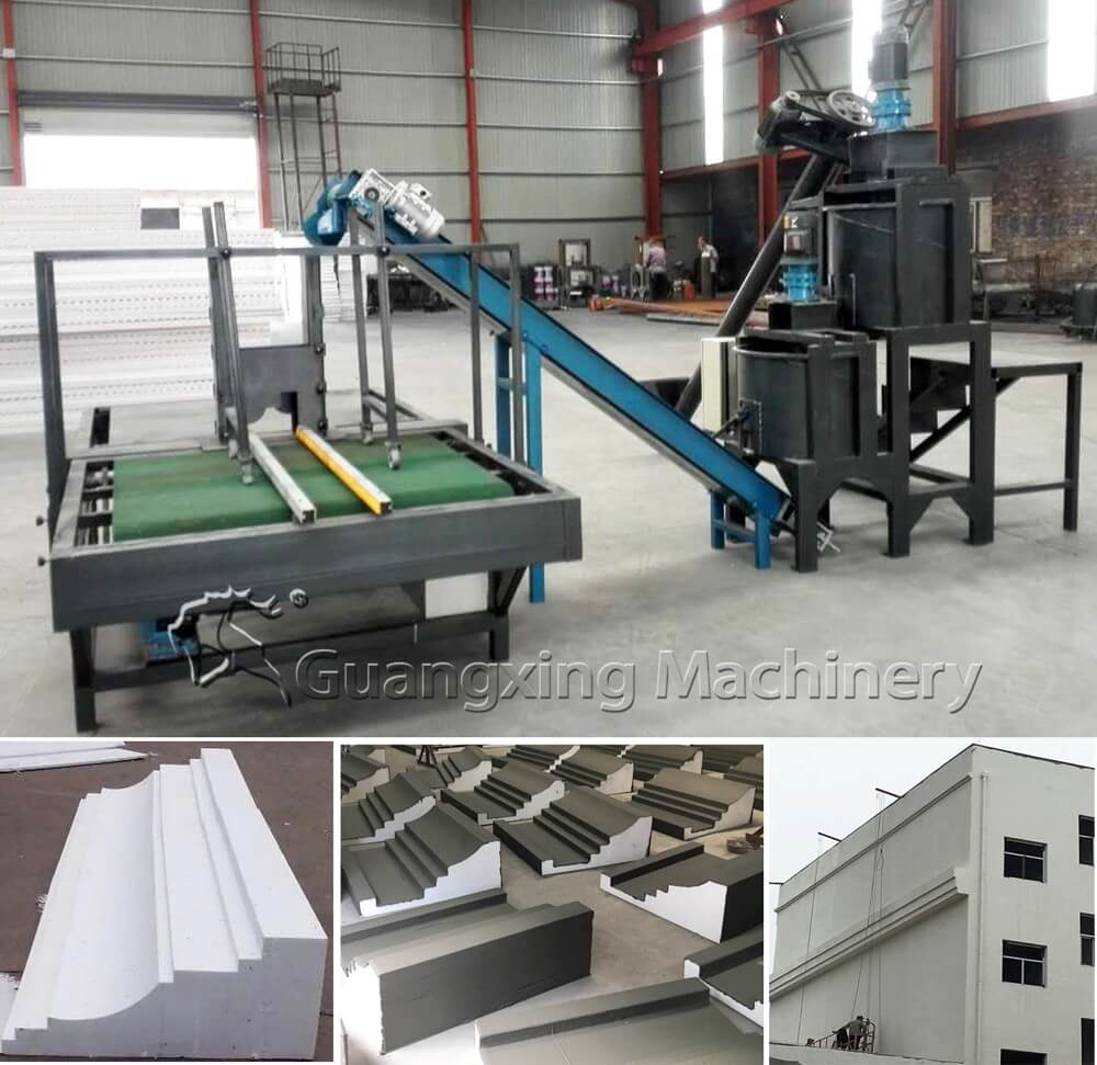 Cement Coating Machine