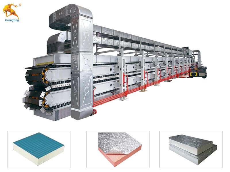 Phenolic Foam Panel Machine
