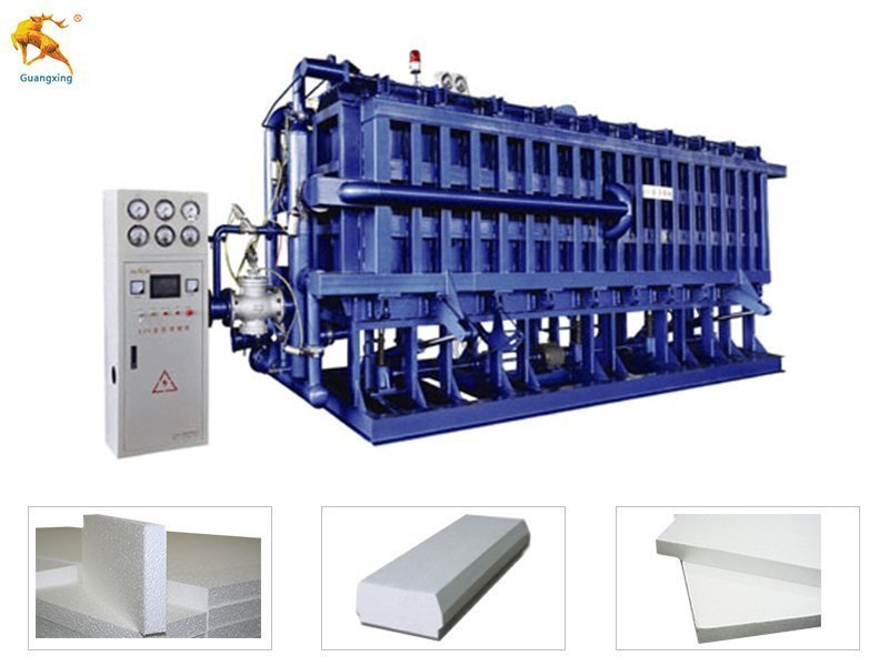 Width Adjustable Thermocol Block Making Machine