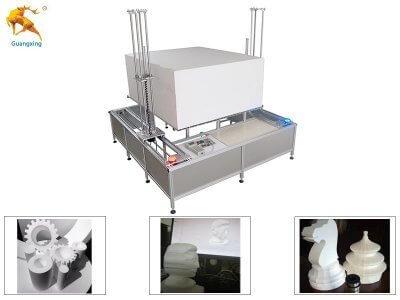 4D CNC EPS пена для резки