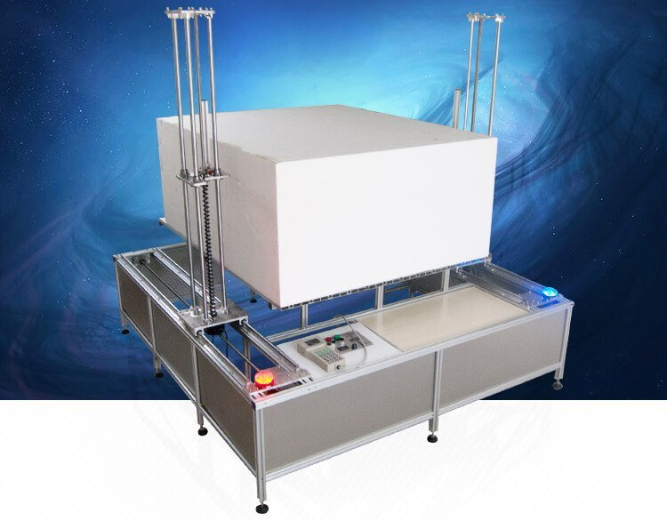 4d eps foam cutting machine
