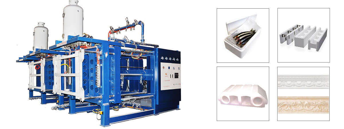 EPS Foam Making-Machine