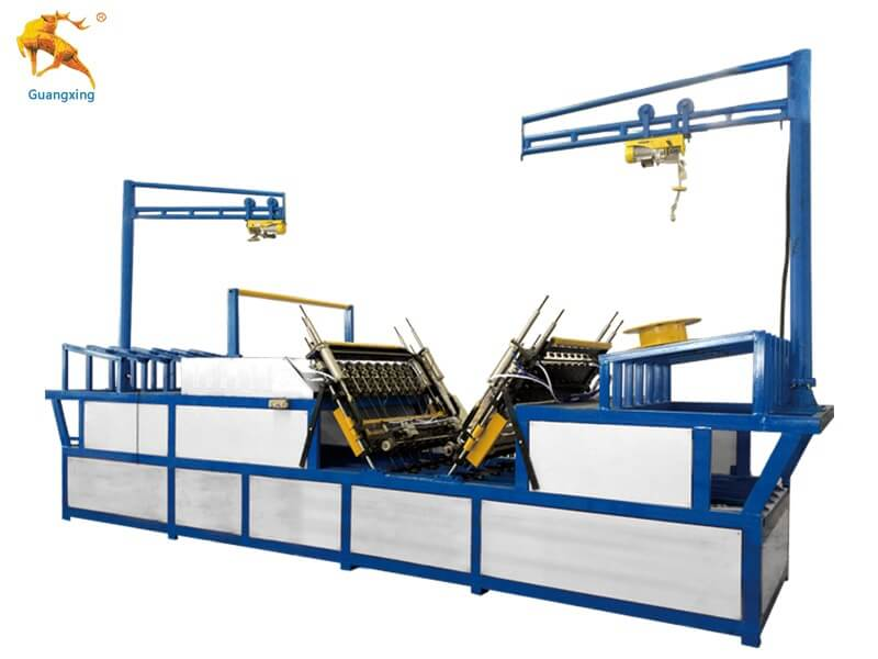 EPS 3D Panel Machine