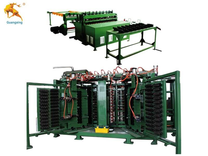 Vertical EPS 3D Panel Production Line