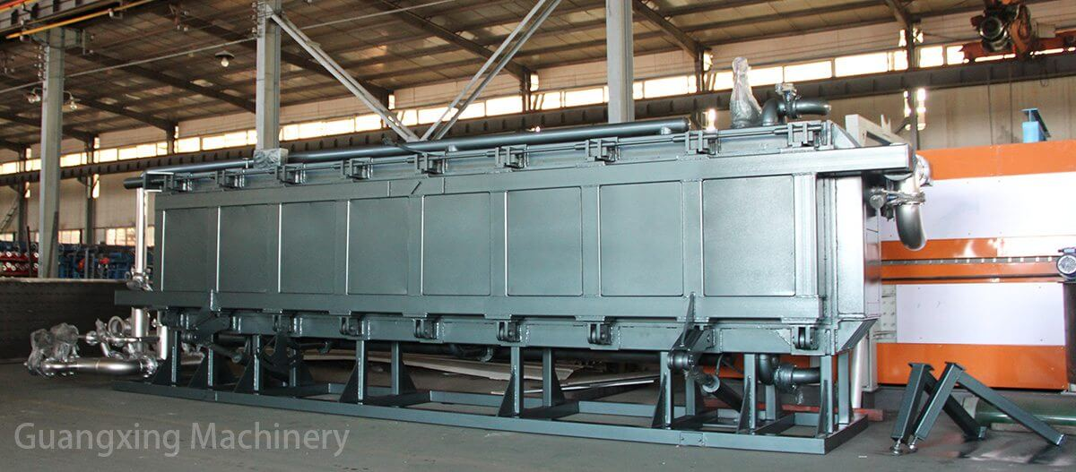 EPS Energy-saving Block Molding Machine