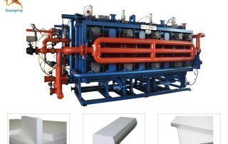 Polystyrene Block Molding Machine