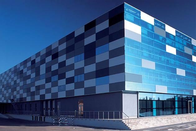 PU Sandwich Panel Building