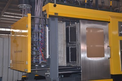 EPS Moulding-Machine