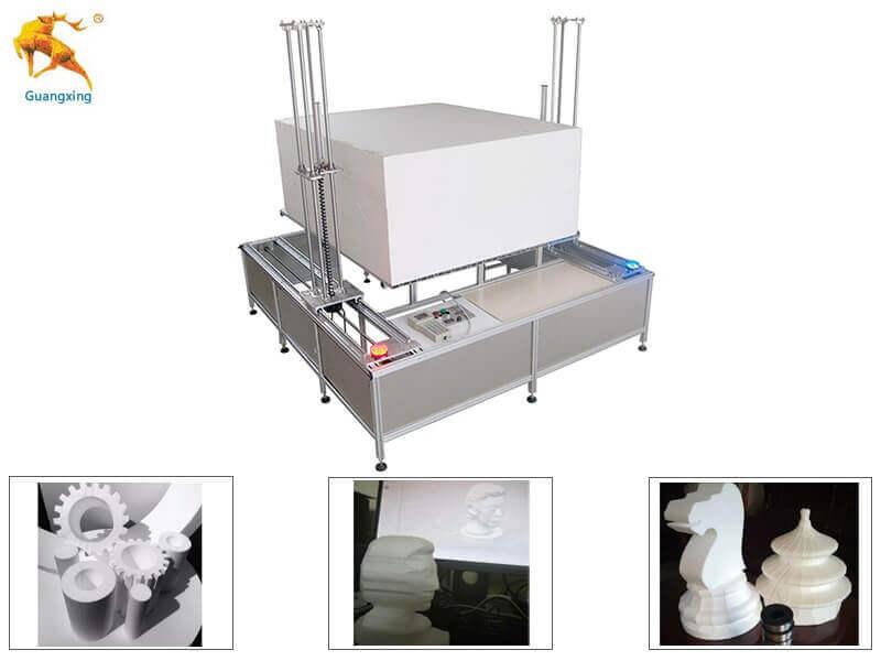 3D Polystyrene cutter