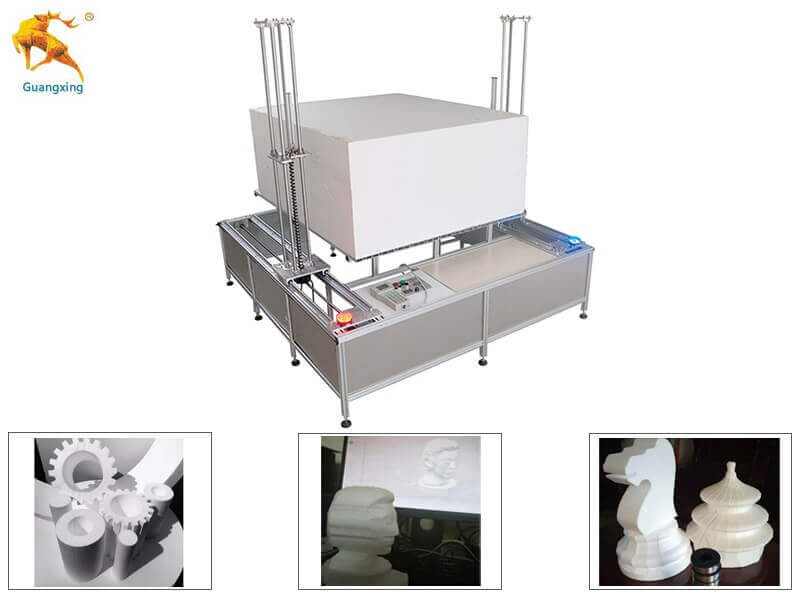 4 Axis Styrofoam Cutter