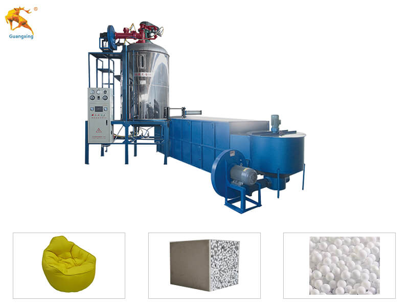 EPS Manufacturing Equipment