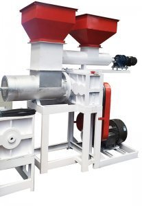 EPS Scrap Melting Machine