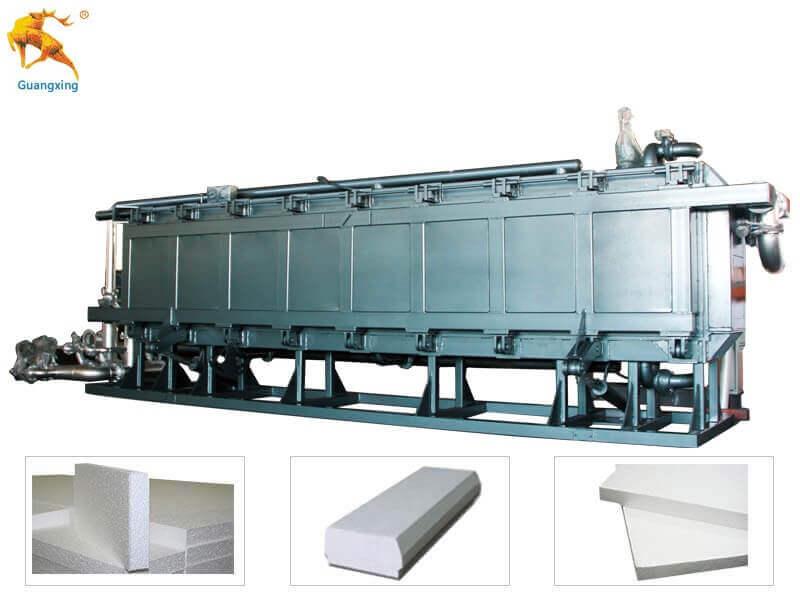 Energy Saving Polystyrene Block Machine