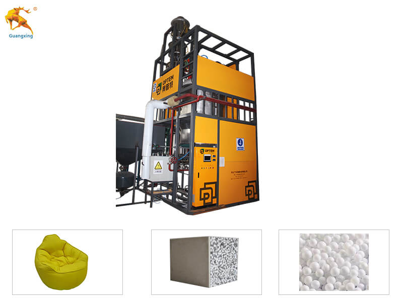 Polystyrene Manufacturing Equipment