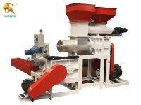 Máquina de reciclagem de isopor