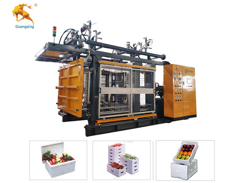 Styrofoam Moulding Machine