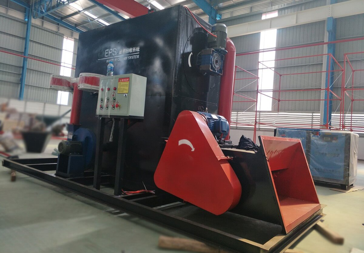 EPS Foam Crusher Machine