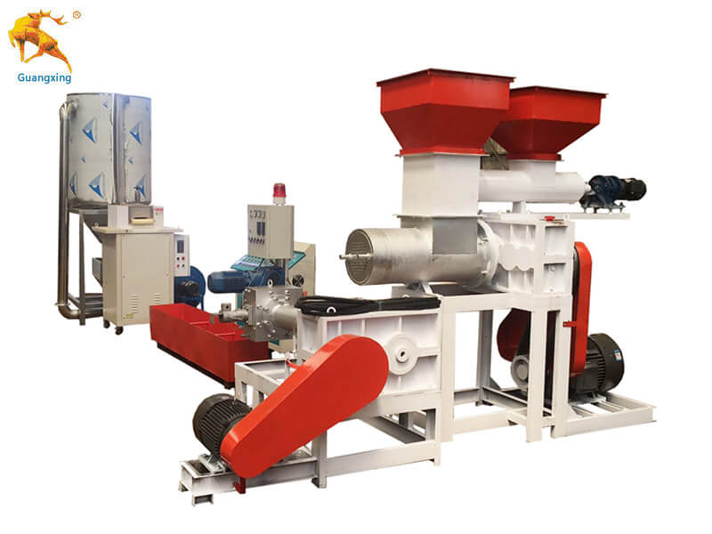 EPS Recycling Pelletizing Machine