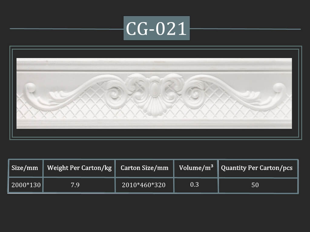 Decorative Cornice CG-021