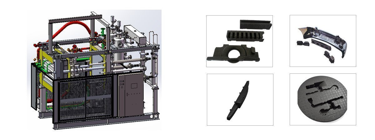 EPP Machine - Car Parts