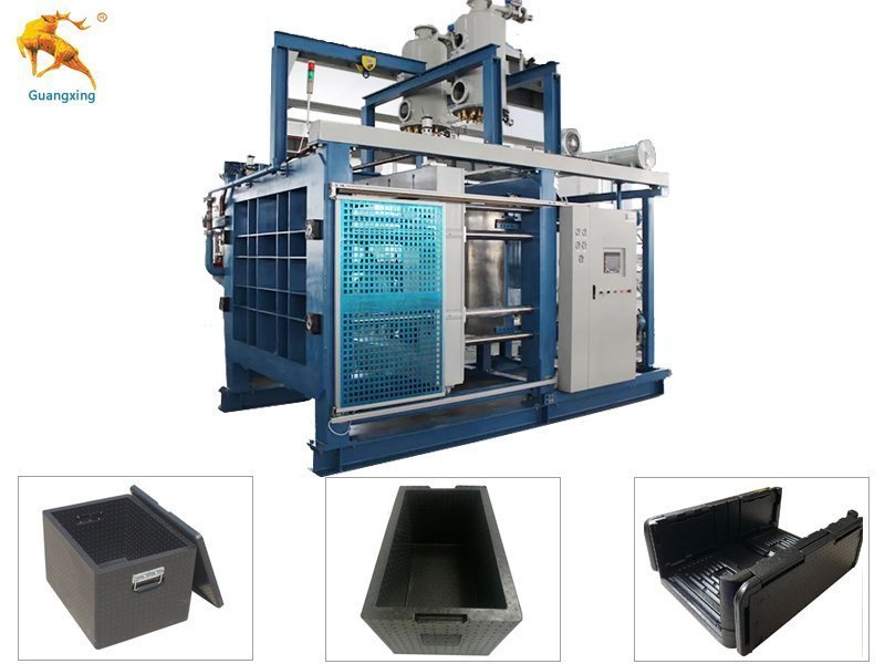 EPP Moulding Machine For Box